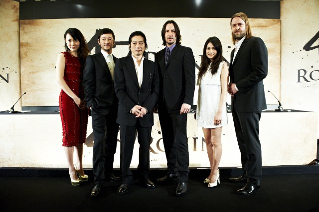 47 Ronin - Actors