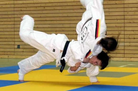 Jujutsu combat
