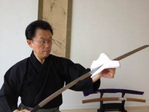 Caring for your samurai sword