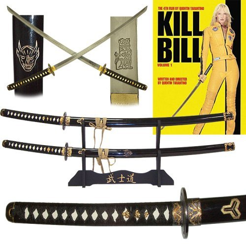 Kill Bill Sword With Stand