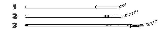 Naginata Types