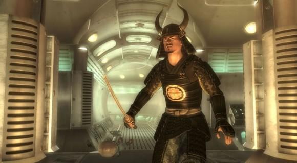 Samurai Armor in Fallout 3