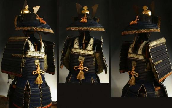 Samurai Armor: O-yoroi