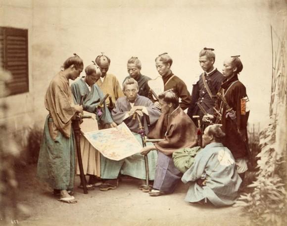 Satsuma Clan Samurai