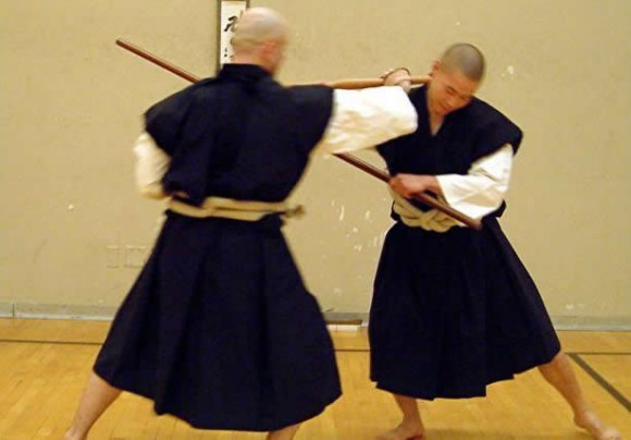 Shorinji Kempo practitioners